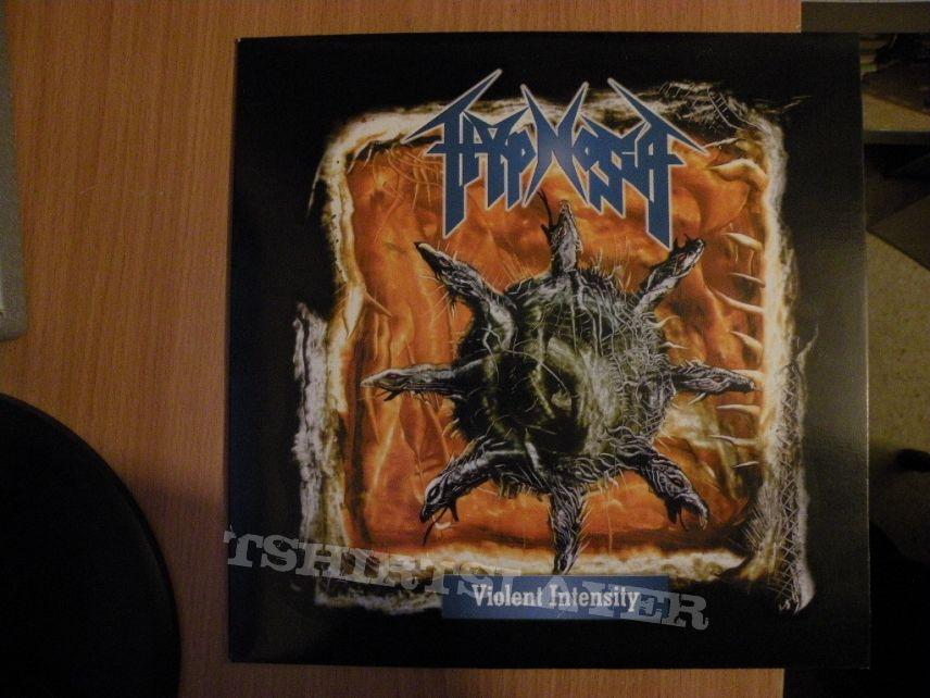 "Hypnosia- Violent intensity 10"" EP"
