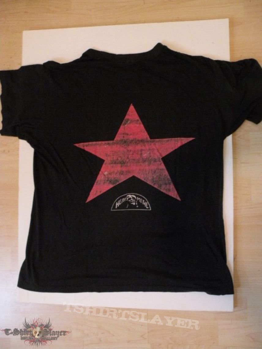 TShirt or Longsleeve - Witchfinder General- Soviet invasion shirt