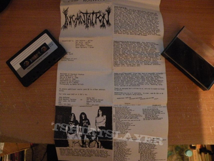 original Incantation demo # 1