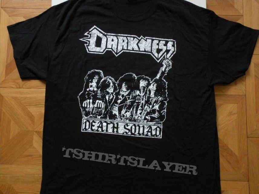 Darkness shirt + lyric sheet