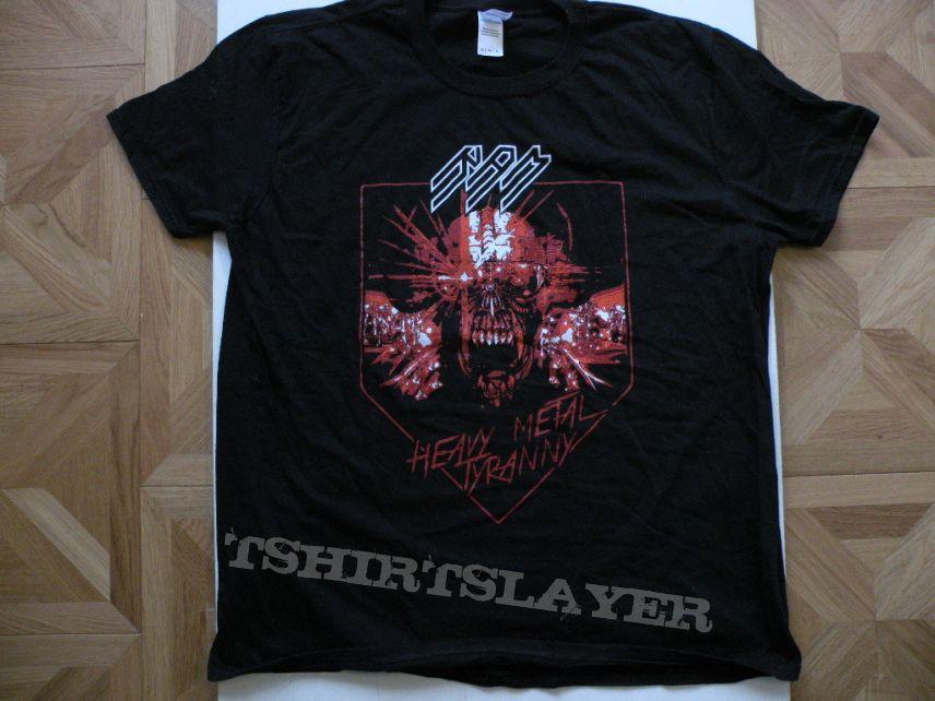 RAM- Heavy metal Tyranny shirt