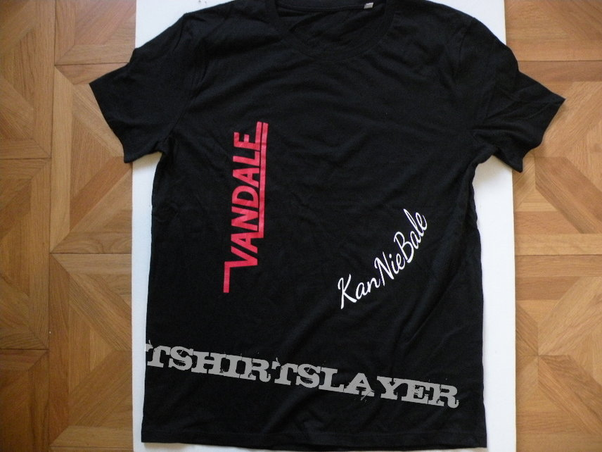 Vandale- KanNieBale shirt