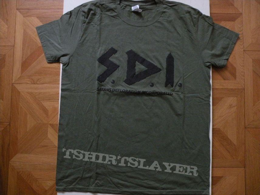 S.D.I. shirt