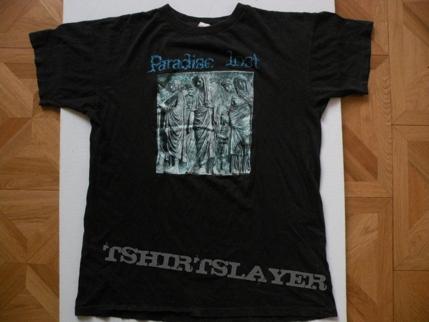 Paradise Lost- March of the cross/ European tour 1991 shirt