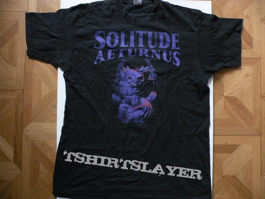 Solitude Aeturnus- Darkness falls in Europe 1995 tour longsleeve