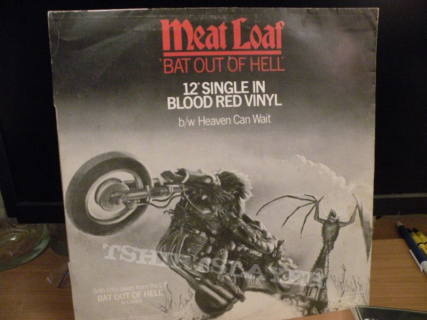 Meat Loaf- Bat out of Hell EP