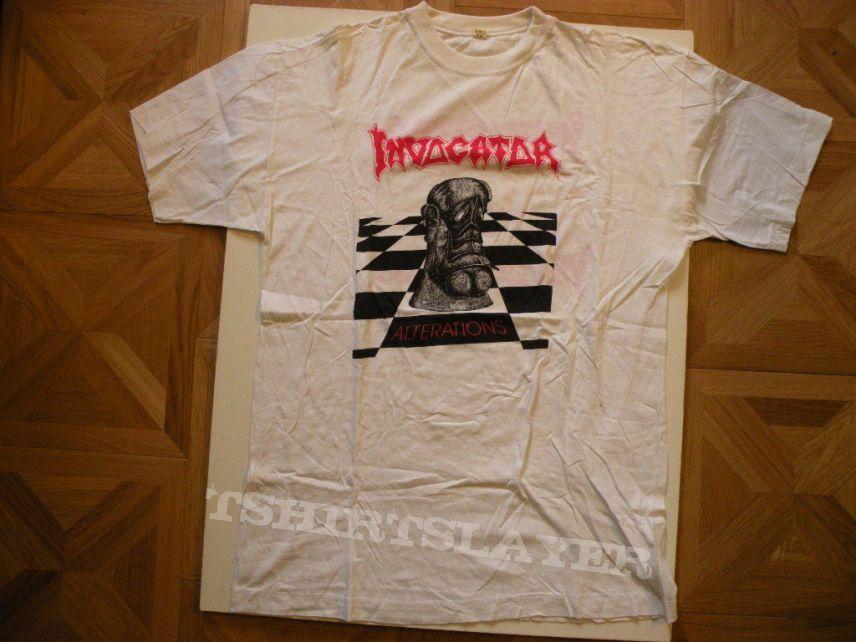 Invocator- Alterations demo shirt