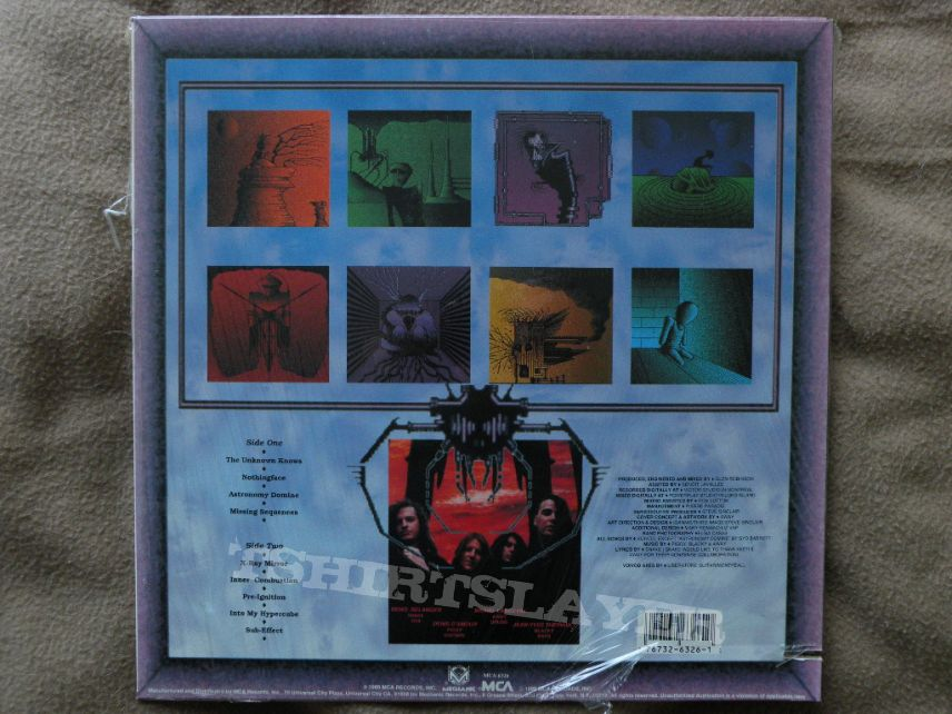 The gallery for --> Voivod The Outer Limits