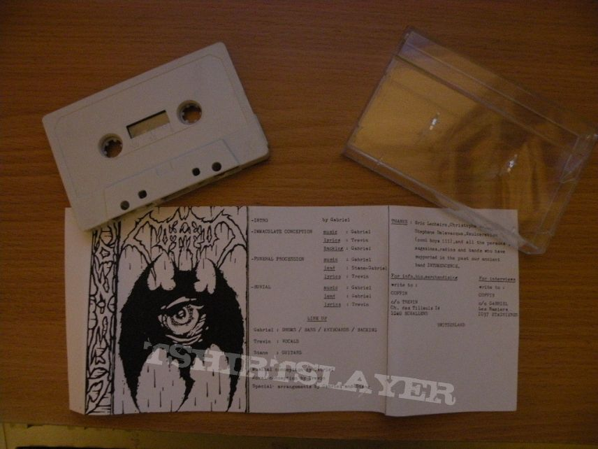 Other Collectable - original Coffin demo 1991 tape
