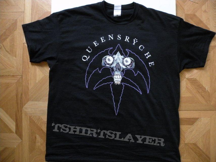 Queensrÿche 2016 European tourshirt
