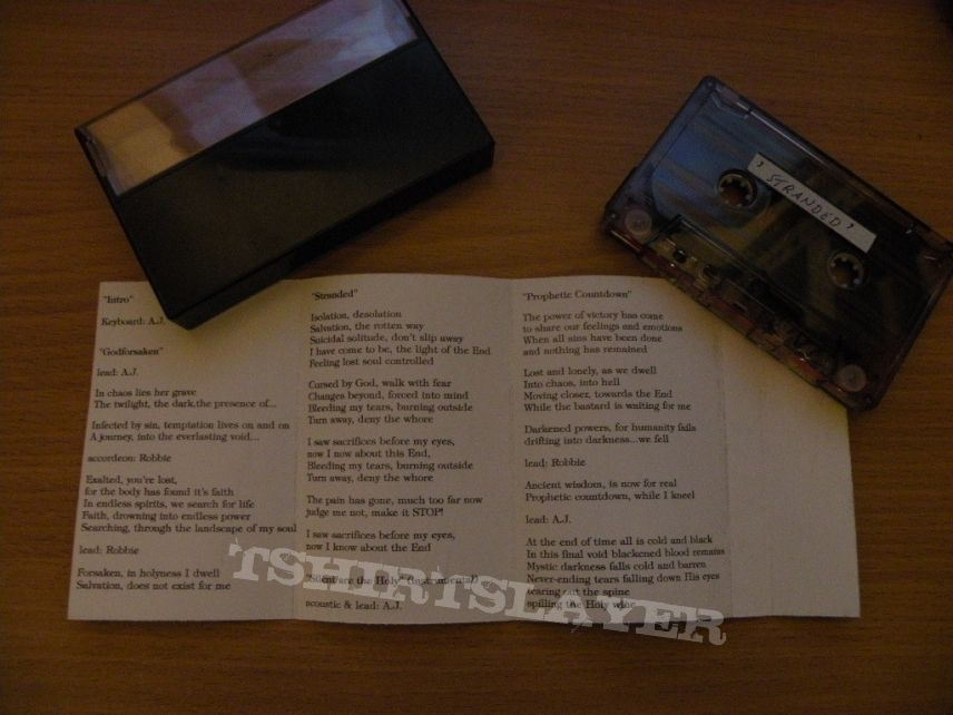 Other Collectable - original Beyond Belief- Stranded demo