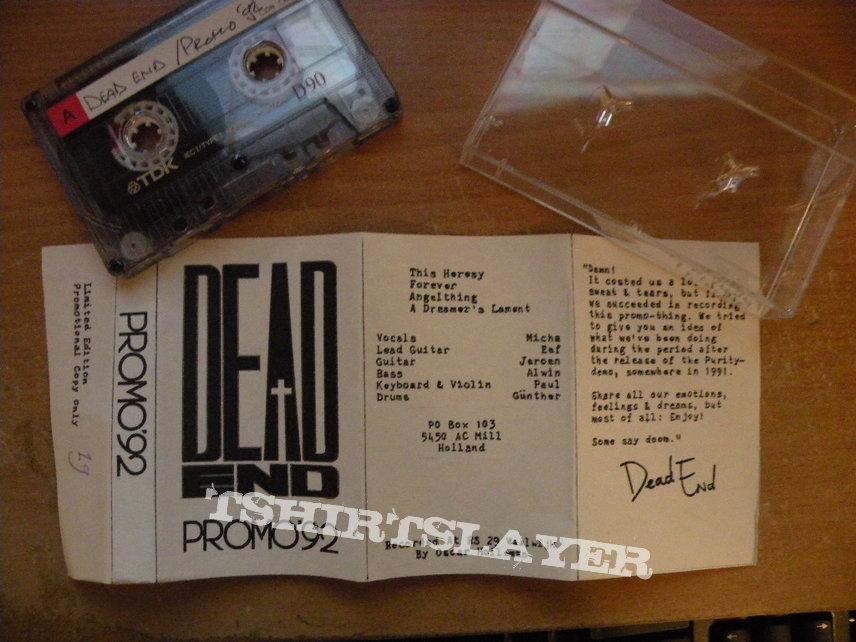 original Dead End- promo 1992