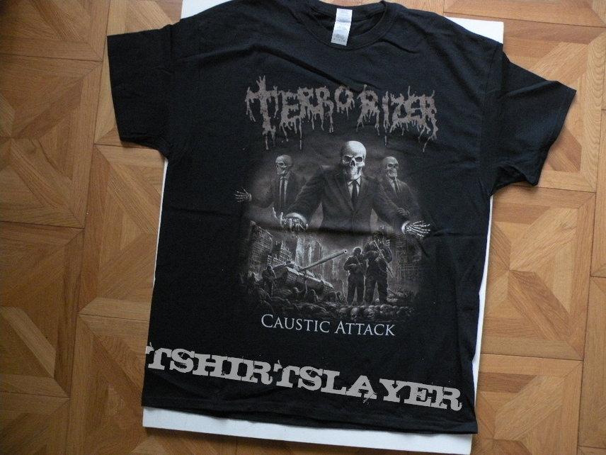 Terrorizer 2019 tourshirt
