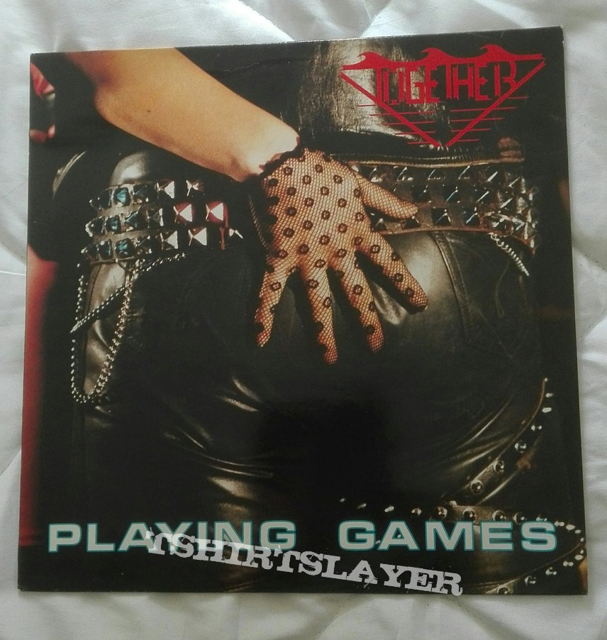 Together- Playing games EP