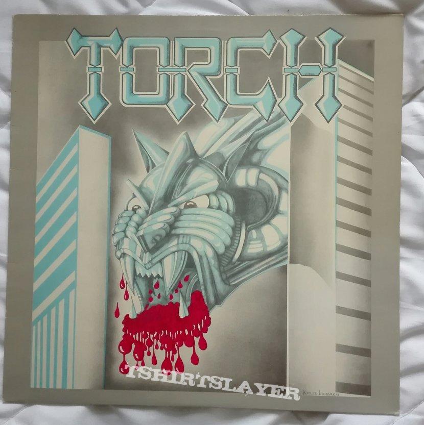 Torch- Fire raiser!! EP
