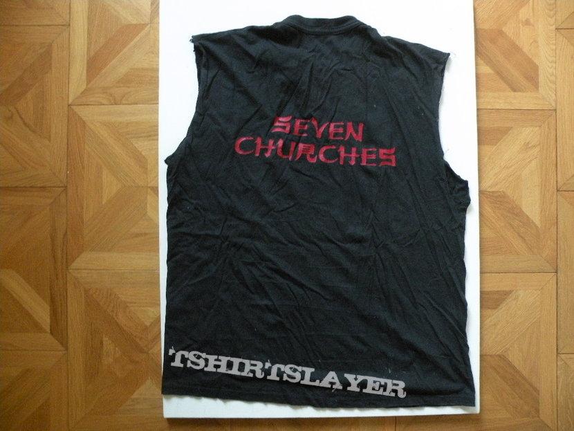 Possessed- 7 churches shirt