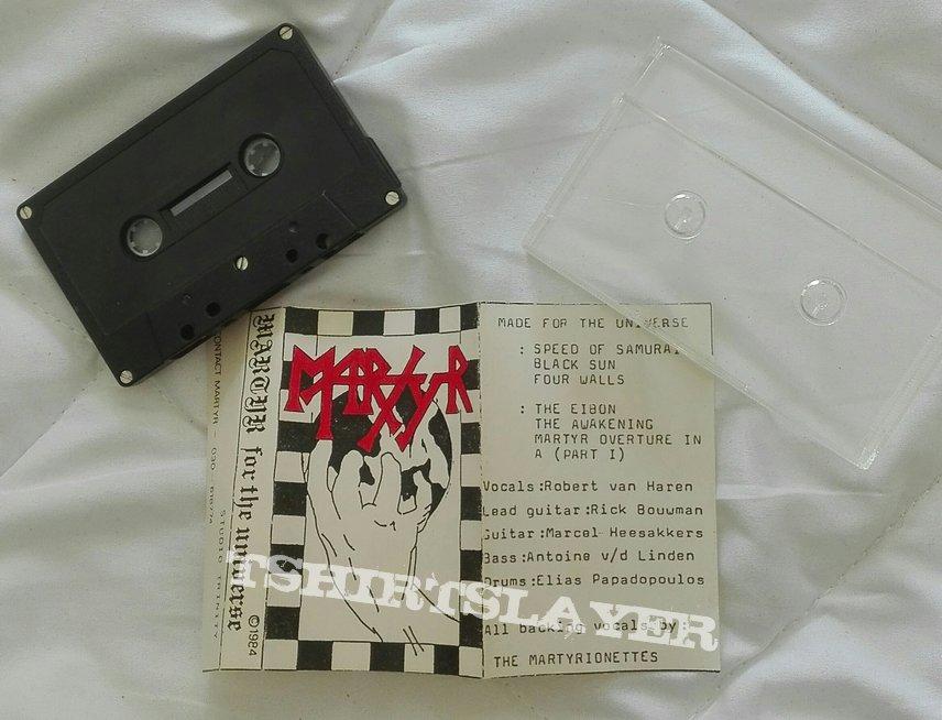 original Martyr- For the universe demo