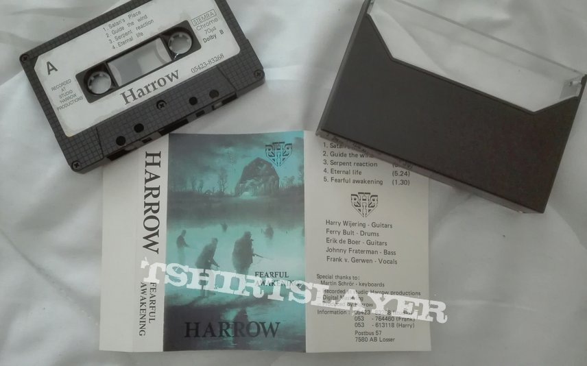 original Harrow- Fearful awakening demo