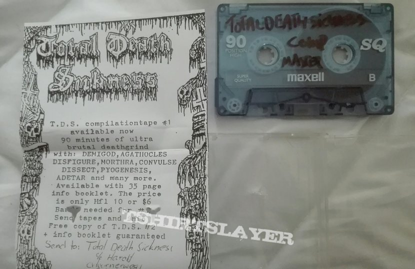 Total Death Sickness compilation tape