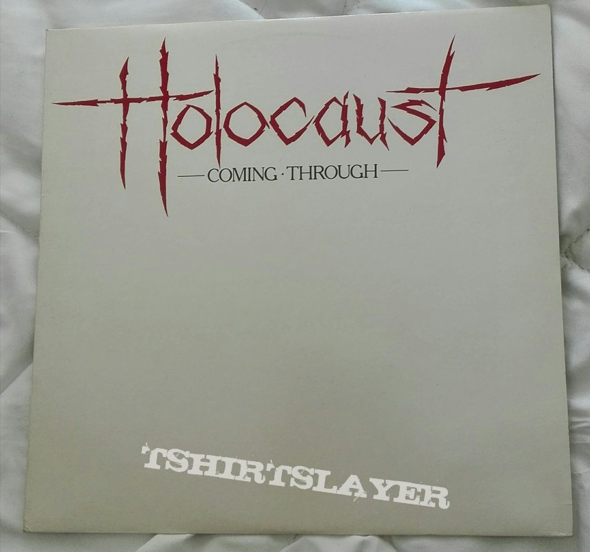 Holocaust- Coming through EP