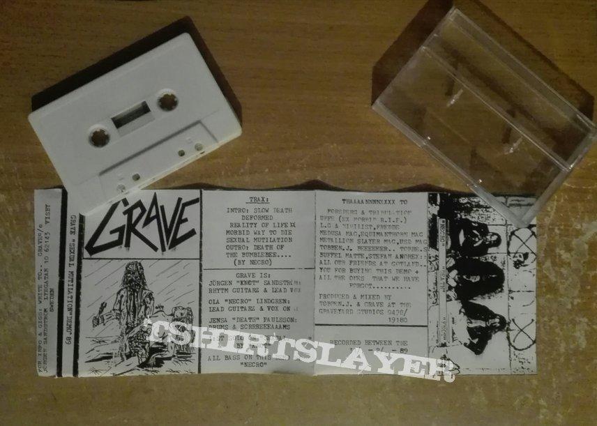 original Grave- Sexual mutilation demo