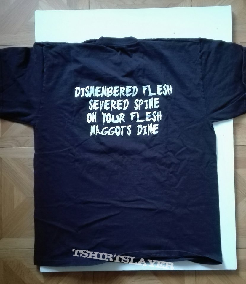 Mortician- Brutally mutilated shirt