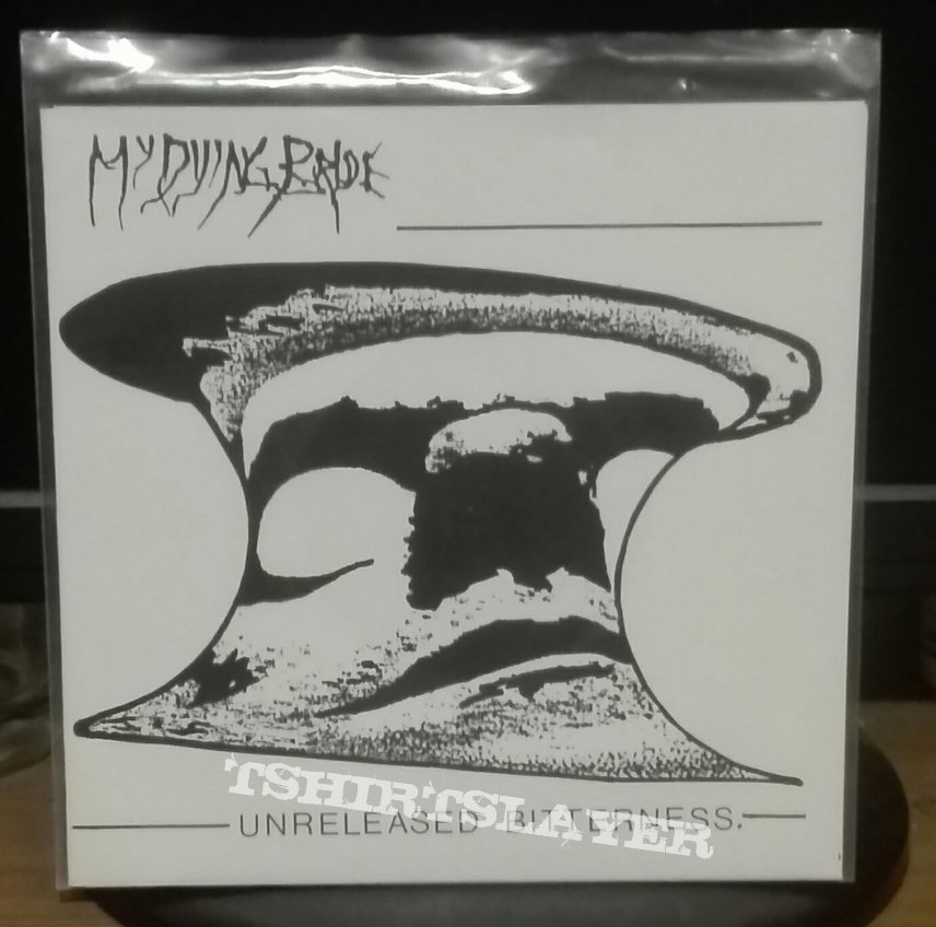 My Dying Bride- Unreleased bitterness flexi 7""