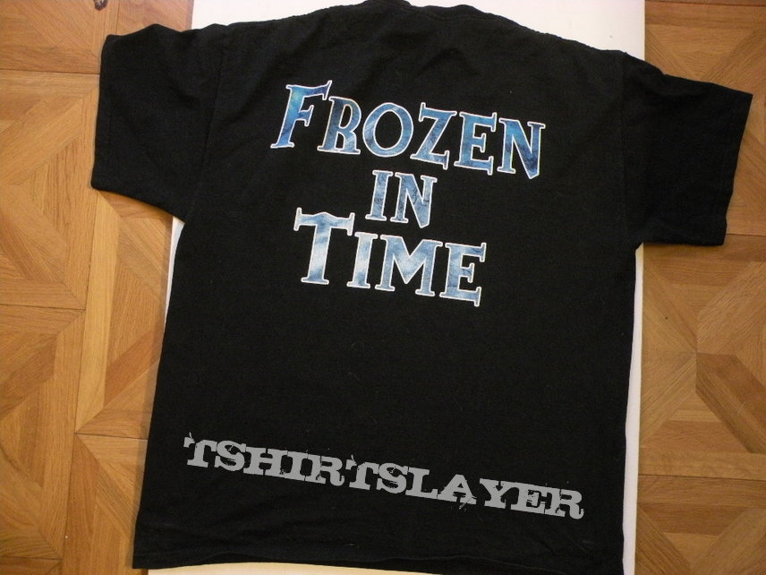 Obituary- Frozen in time shirt