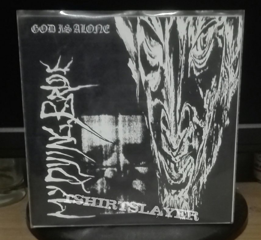 My Dying Bride- God is alone 7""