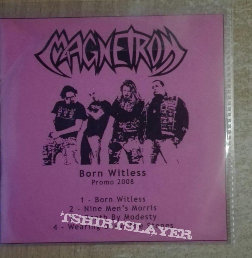 Magnetron- Born witless promo