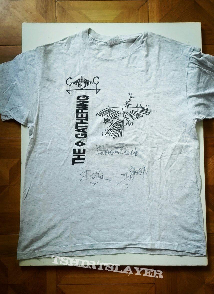 signed The Gathering shirt