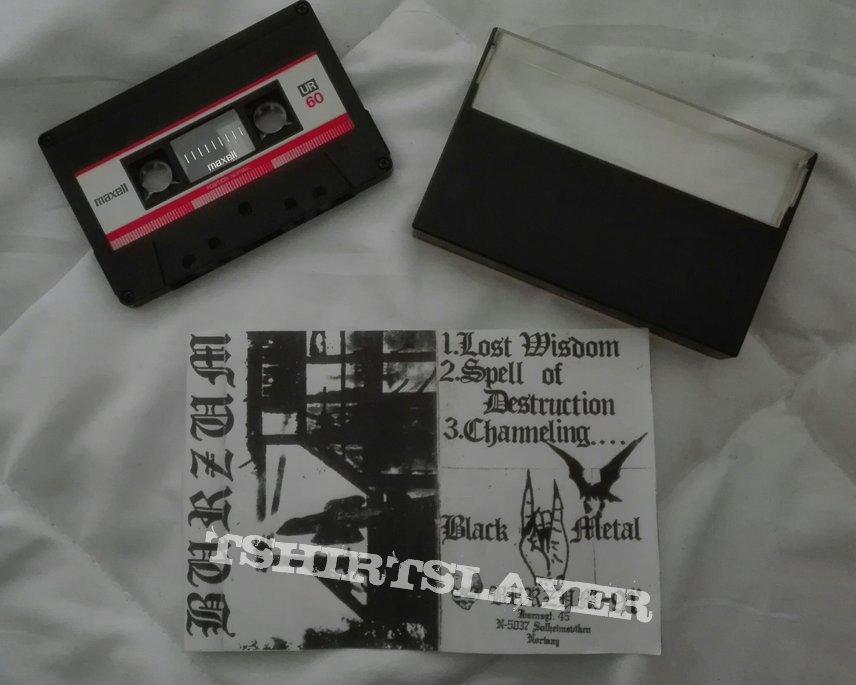 original Burzum- Burzum demo