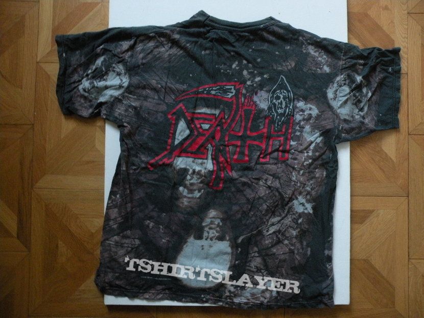 Death- Individual thought patterns all-over shirt