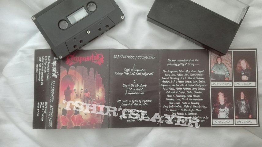 original Inquisitor- Blasphemous accusations demo