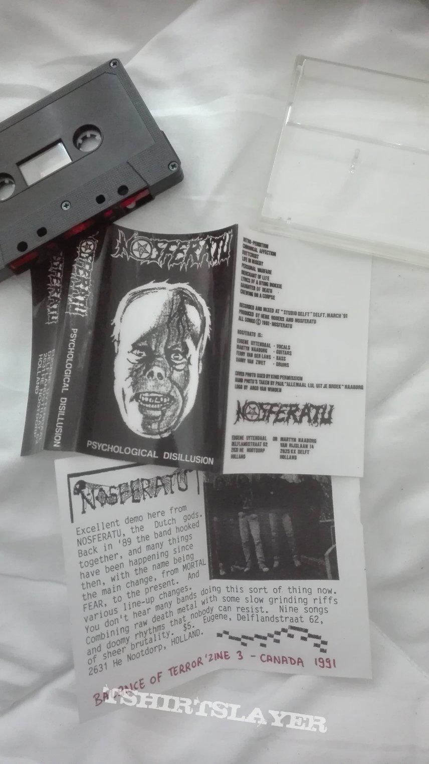 original Nosferatu- Psychological disillusion demo
