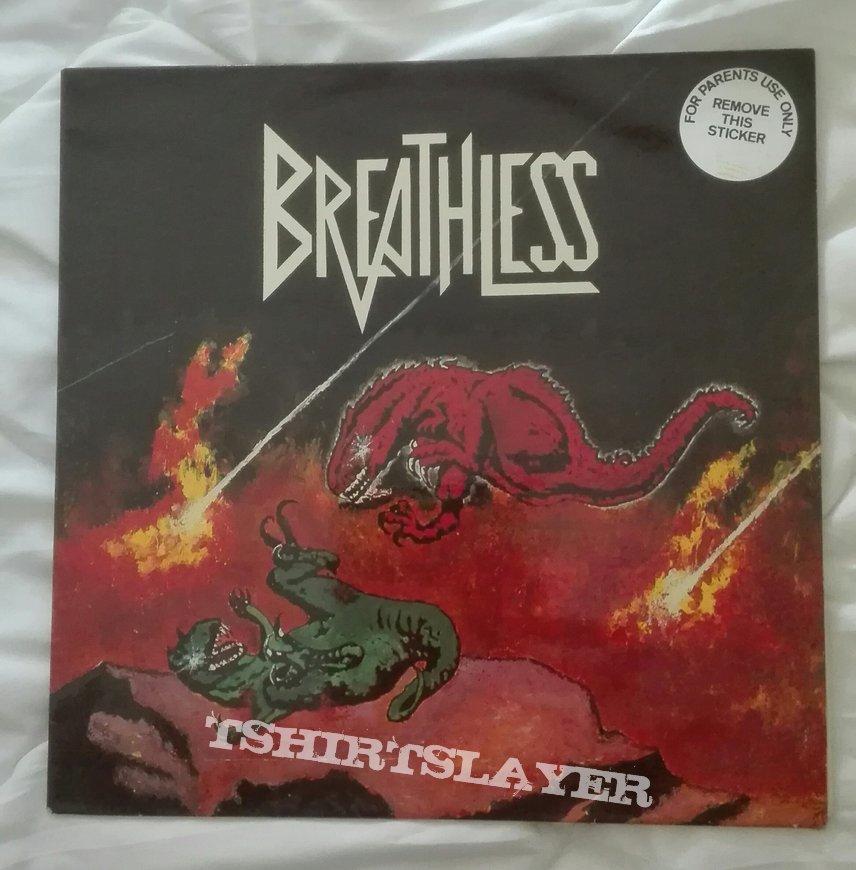 Breathless- Breathless lp