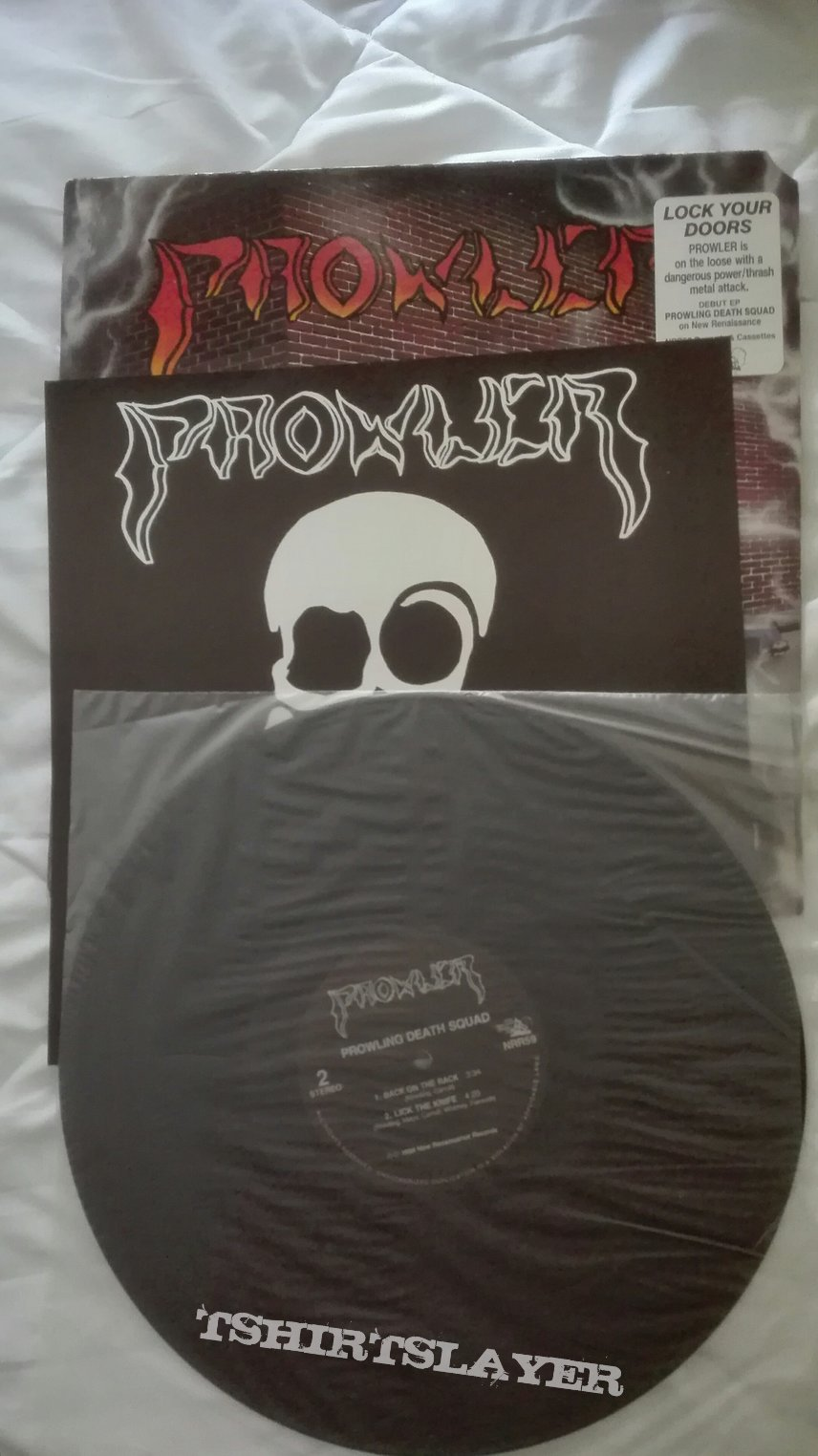 Prowler- Prowling death squad EP