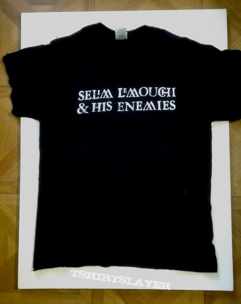 Selim Lemouchi & His enemies 2013 event shirt