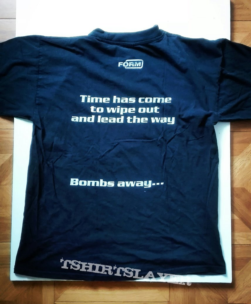 Form- Shock corridor shirt