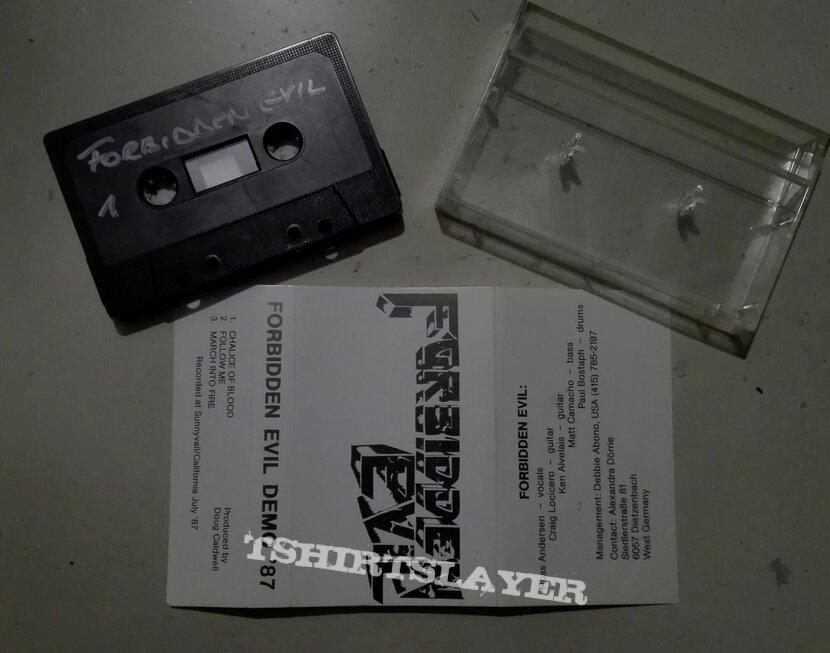 original Forbidden Evil- Demo '87