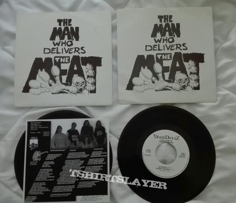 Dust Devil- The man who delivers the meat EP