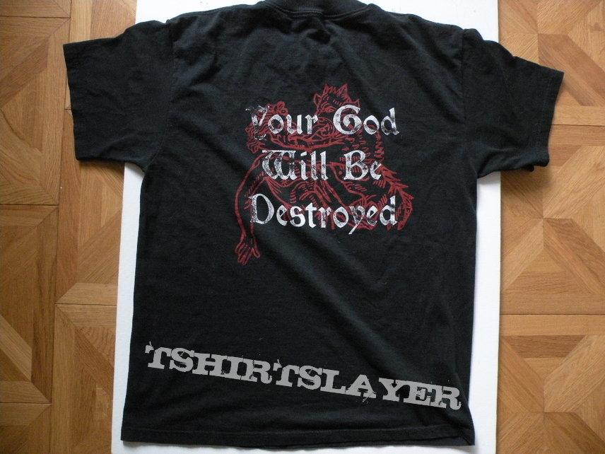 Sadistic Intent- Ancient black earth shirt