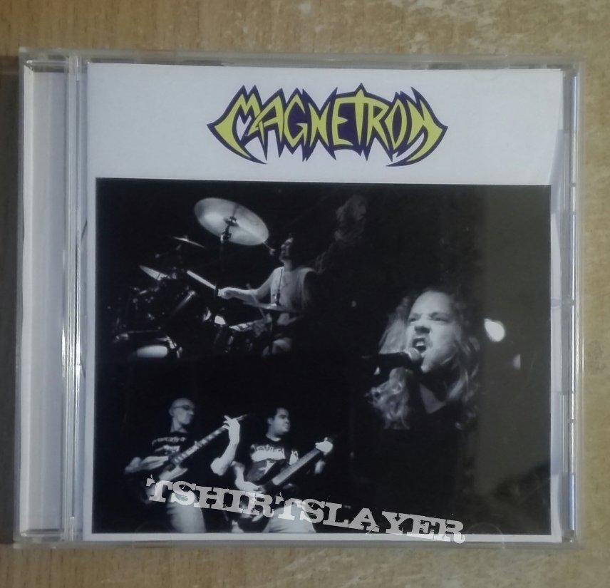 Magnetron compilation cd