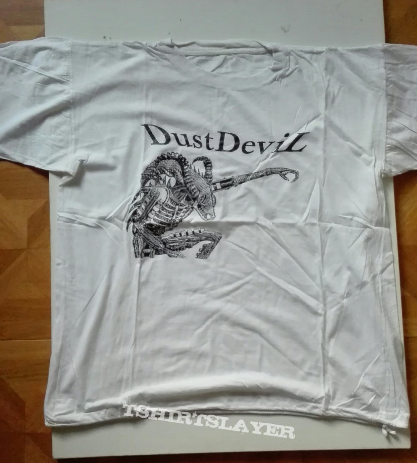 Dust Devil demo shirt