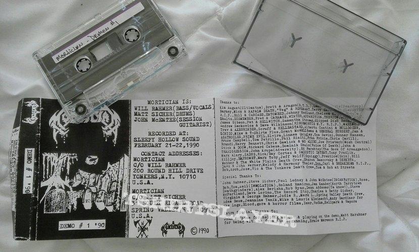 original Mortician- Demo #1