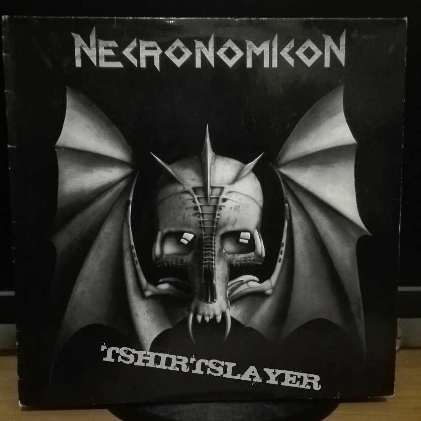 Necronomicon- Necronomicon lp