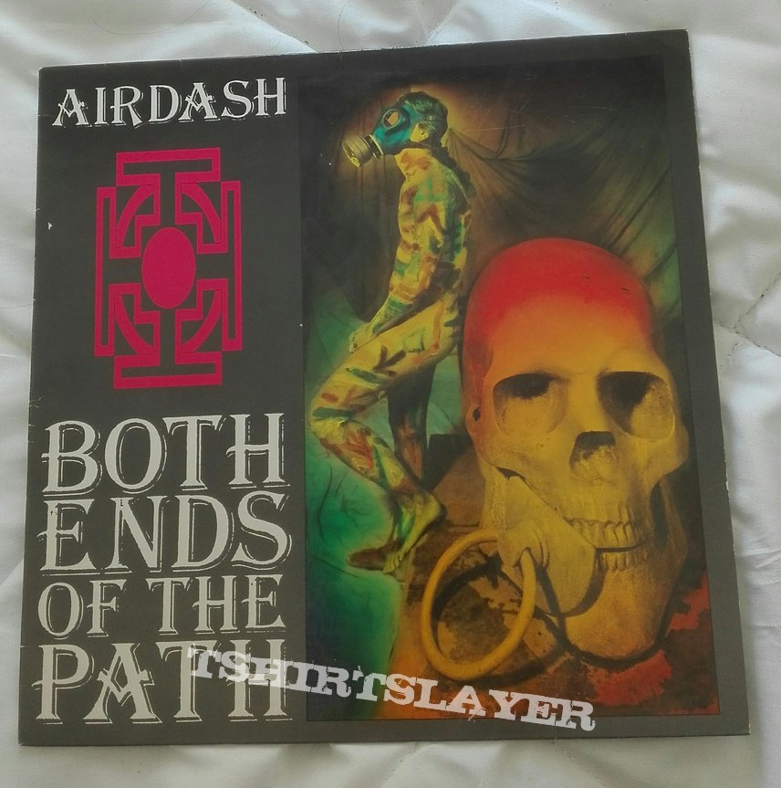Airdash- Both ends of the path lp