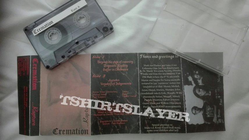 original Cremation- Rapture demo