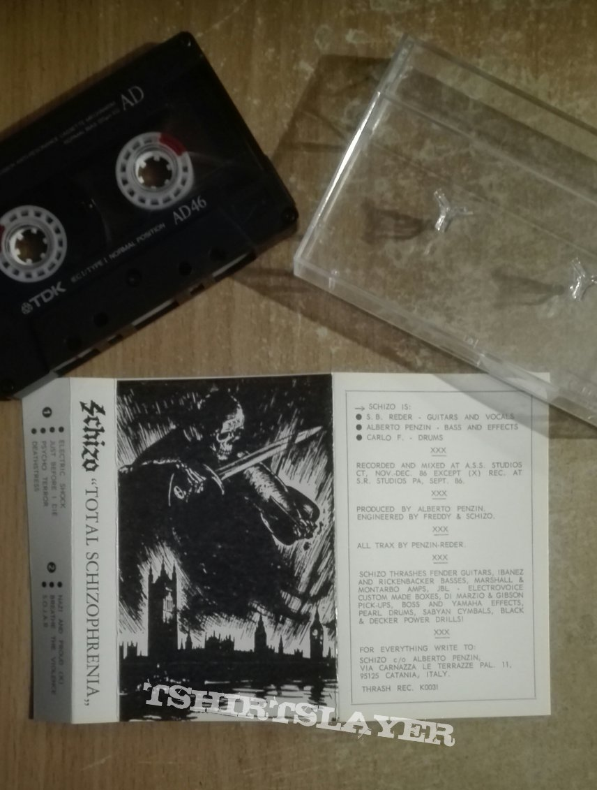 original Schizo- Total schizophrenia demo
