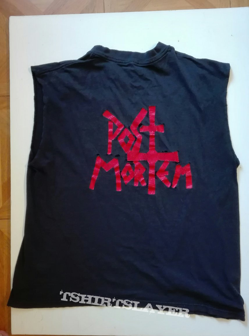 Post Mortem- Coroners office shirt